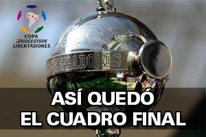 Copa Libertadores fase final