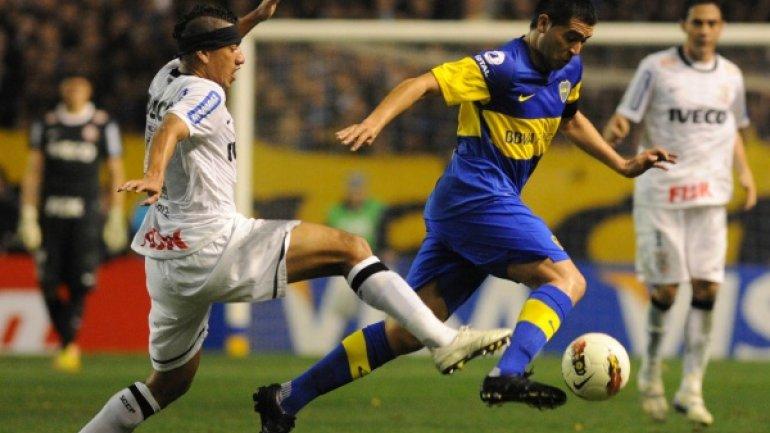 Corinthians invitó a Boca para inaugurar su nuevo estadio