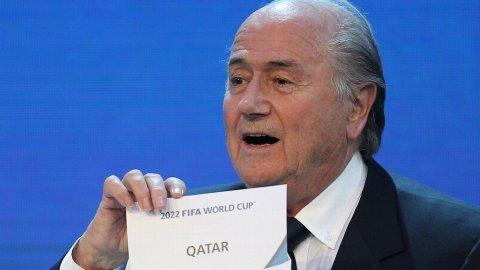 El Mundial de Qatar 2022 será entre noviembre y diciembre
