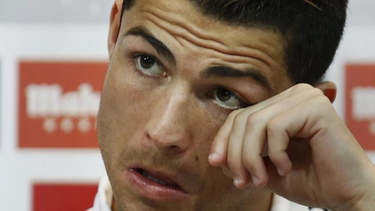 Cristiano Ronaldo, polémico: