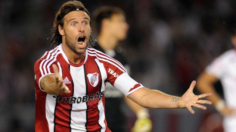 Cavenaghi de retour... à River Plate !