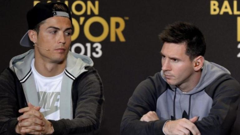Cristiano Ronaldo: Messi es 'hijo de p...