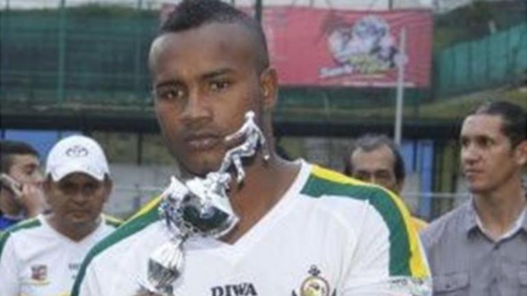 Colombia: asesinan a tiros a un futbolista