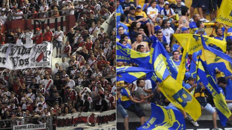 River supera a Boca y es el club con más hinchas empadronados en el sistema AFA Plus