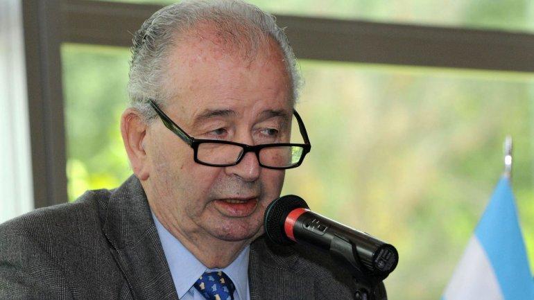 """Grondona: """"La renuncia de Cantero fue lógica"""""""