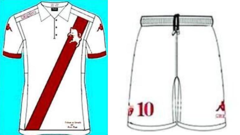 Torino, club de la Serie A de Italia, usará una camiseta como la de River, con el fin de homenajearlo