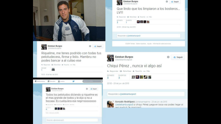 A punto de firmar con Boca, se cae la negociación por comentarios en redes sociales