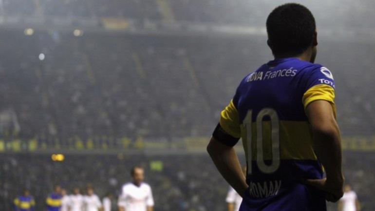 Juan Román Riquelme volverá a jugar en la Bombonera