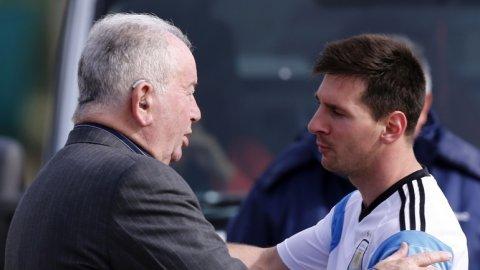 La ausencia de Grondona ya le costaría una plaza en el Mundial a la Conmebol