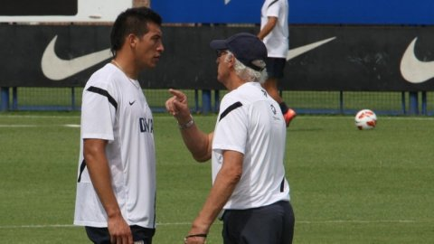 Chiqui Pérez: No tuve ninguna charla con Bianchi
