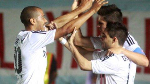 Estudiantes eliminó de la Copa a Independiente y sueña con la Libertadores