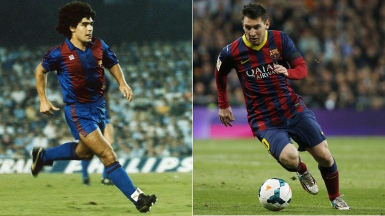 10 mejores goles de maradona: