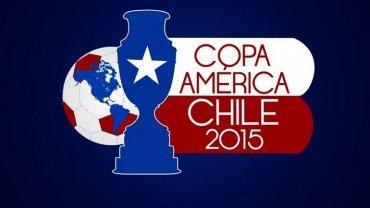 Se sorteó la Copa América de Chile 2015