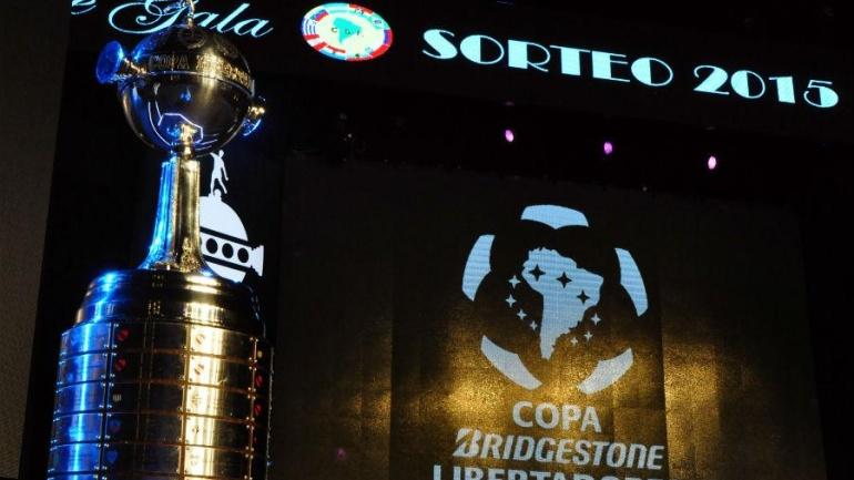 Grupos Libertadores 2015
