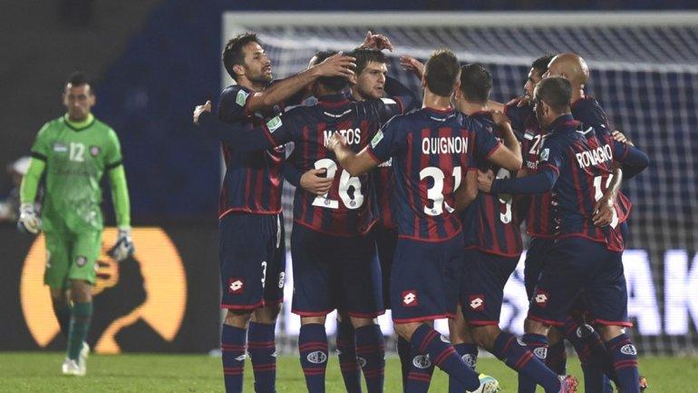 A la Final soñada: aunque dejó muchas dudas y sufrió hasta el último suspiro, San Lorenzo venció al débil Auckland y definirá con el Real