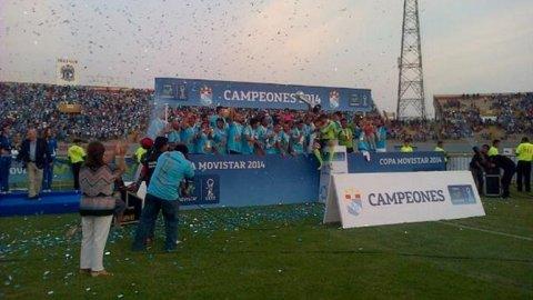 River y Racing ya tienen a su rival peruano para la fase de grupos de la Copa