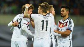 Thomas Müller comandó a Alemania a clasificar a la Eurocopa