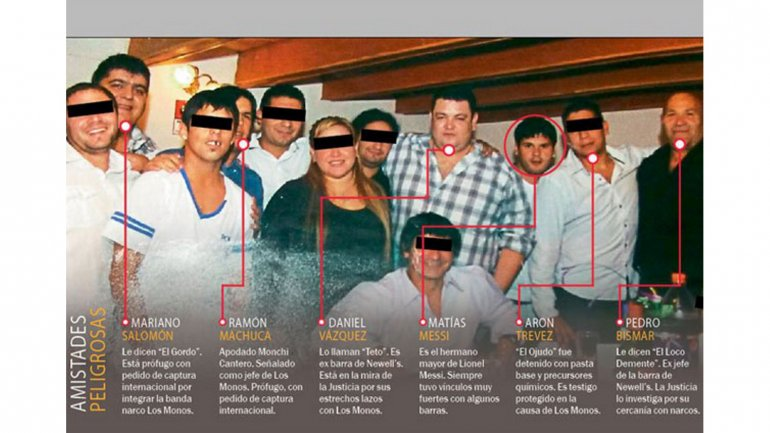 Messi y su Familia la mas Ladrona de la Argentina y Europa