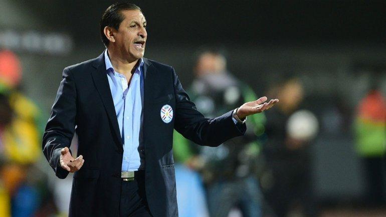 Ramón Díaz, el estratega de la Selección de Paraguay