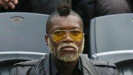Djibril Cissé, arrestado por presunto chantaje a Mathieu Valbuena