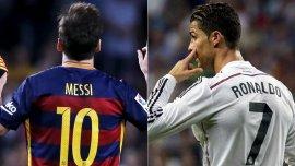 La 10 de Messi y la 7 de Cristiano, las camisetas más vendidas