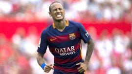 Santos quiere una indemnización y que suspendan a Neymar