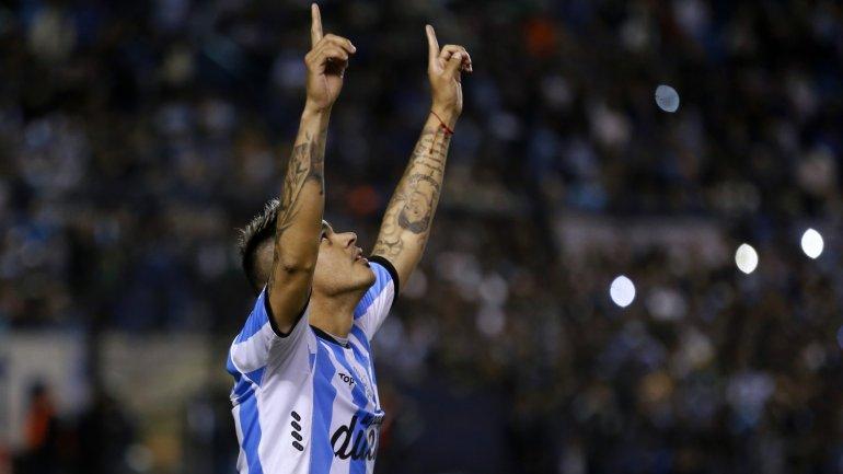 El grito de gol de Gustavo Bou