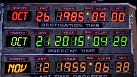 Las cosas que no vio Marty McFly en su viaje al futuro