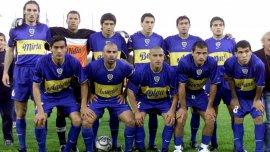 Carlos Tevez tuvo su debut en Boca ante Talleres.