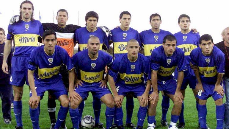 A 14 años del debut de Tevez en Boca
