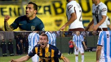 El camino de Boca y Rosario Central para llegar a la FInal de la Copa Argentina 2015