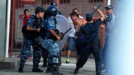 Los incidentes que llevaron a suspender Los Andes-Guillermo Brown