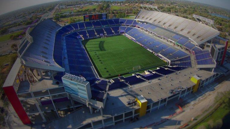 El atractivo <i>Orlando Citrus Bowl</i> podrá albergar 70 mil hinchas