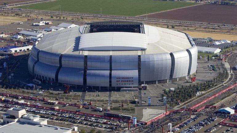 <i>University of Phoenix Stadium</i>, con espacio para 63 mil aficionados
