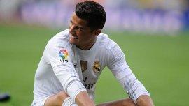 Cristiano Ronaldo no pasa un buen momento en Real Madrid