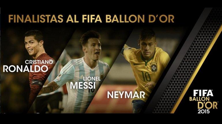 ¿Quien va a ser el ganador del Balón de Oro?