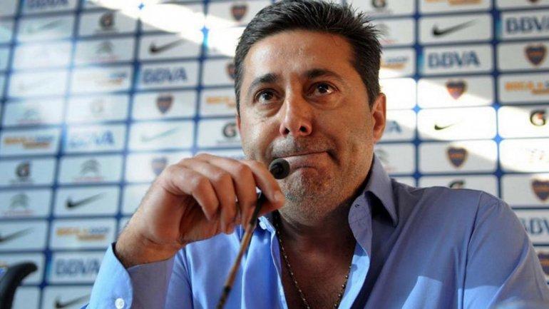 Daniel Angelici, abocado a la nueva vida de AFA y a la continuidad en Boca