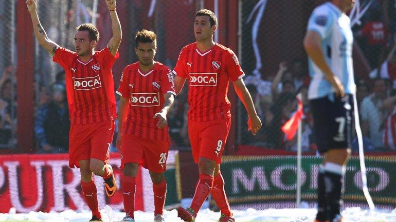 Rodrigo Gómez participó en Independiente la temporada pasada y ahora regresará