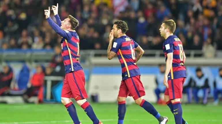 Vergüenza nacional: River 0 - Barcelona 3