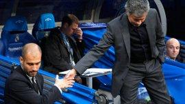 Josep Guardiola y José Mourincho podrían dirigir los clubes de Manchester