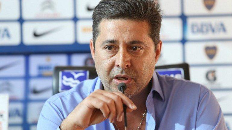 Daniel Angelici espera ganar la Copa Libertadores