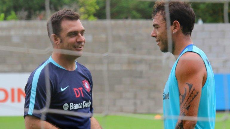 Pablo Guede ya le dijo a Matías Catalán que no tendrá minutos en San Lorenzo