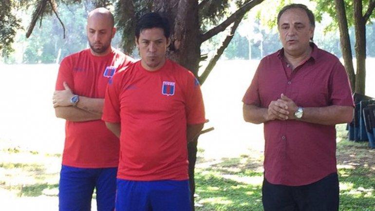 Mauro Camoranesi, director técnico de Tigre