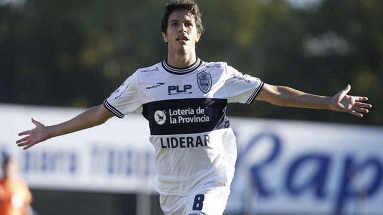 Nacho Fernández se destacó en las filas de Gimnasia La Plata y se marcha a River