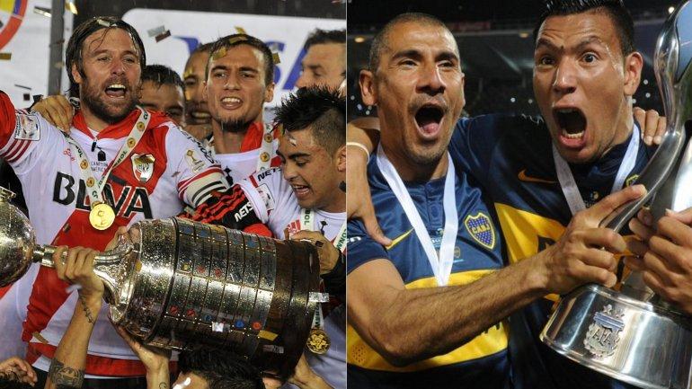River supera a Boca en el ranking de clubes de la IFFHS