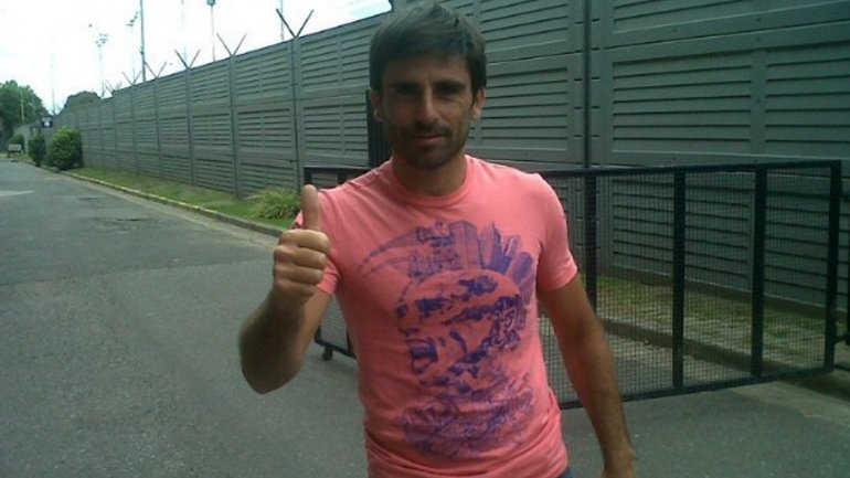 La última aparición de Rodrigo Braña, esta semana en Quilmes
