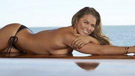 Ronda Rousey, la luchadora de UFC que gusta de Cristiano Ronaldo
