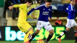 Villarreal no pudo con Betis e igualó 0 a 0