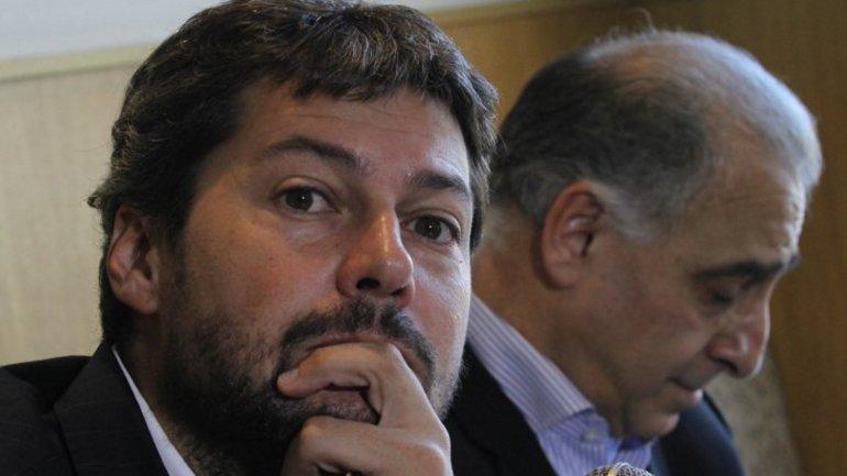 Matías Lammens explicó la problemática de la AFA