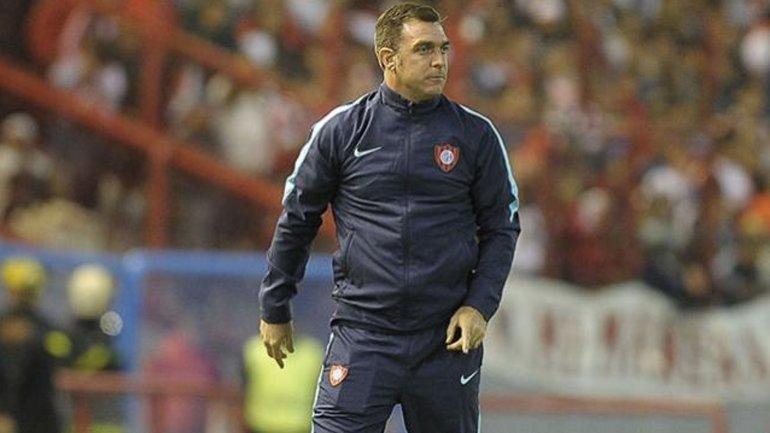 La preocupación de Pablo Guede en San Lorenzo